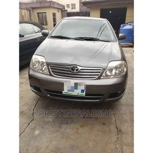 Toyota Corolla 2004 1.4 Gray   Cars for sale in Lagos State, Isolo