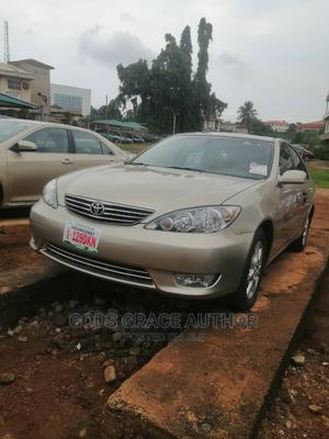 Toyota Camry 2005 Gold | Cars for sale in Enugu State, Igbo Eze South