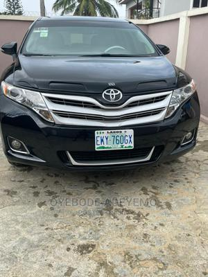 Toyota Venza 2011 V6 AWD Black   Cars for sale in Lagos State, Ikoyi