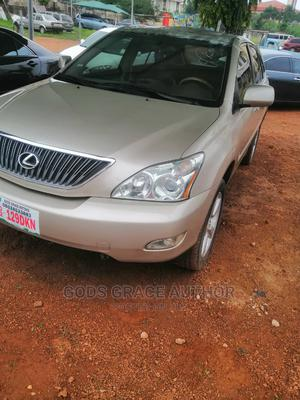 Lexus RX 2007 Gold | Cars for sale in Enugu State, Igbo Eze South