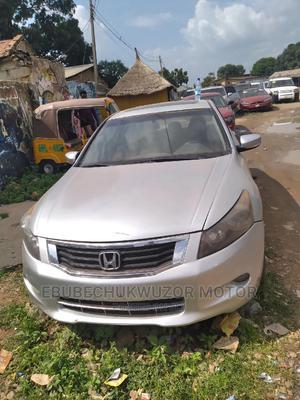Honda Accord 2008 2.4 EX Automatic Silver   Cars for sale in Kaduna State, Zaria