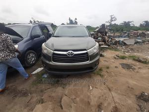 Toyota Highlander 2015 Green | Cars for sale in Lagos State, Amuwo-Odofin
