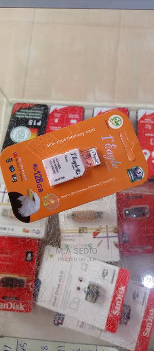 Memory Card Eagle 128GB   Accessories for Mobile Phones & Tablets for sale in Kaduna State, Kaduna / Kaduna State