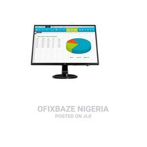"Hp N246v 23.8"" IPS Backlit HDMI, VGA, DVI LED Monitor | Computer Monitors for sale in Lagos State, Lagos Island (Eko)"