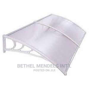 1.5m * 1.5m Polycarbonate Panel Rain Canopy for Garage | Building Materials for sale in Lagos State, Ikeja