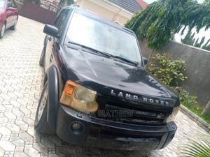 Land Rover Lr3 2006 Black | Cars for sale in Abuja (FCT) State, Apo District