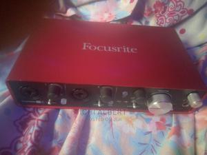 Focusrite London Use   Audio & Music Equipment for sale in Lagos State, Ojota
