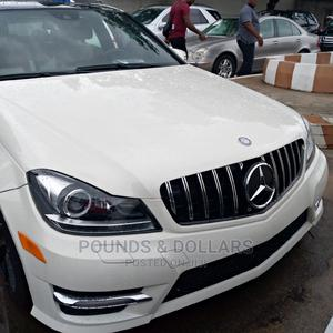 Mercedes-Benz C350 2013 White | Cars for sale in Lagos State, Apapa