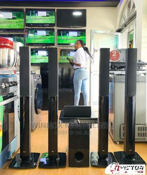 Lg 1000 Watts Home Theater   Audio & Music Equipment for sale in Lagos State, Apapa