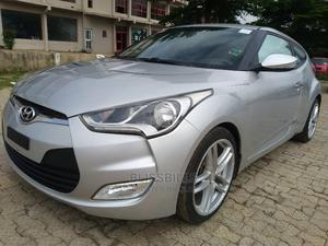 Hyundai Veloster 2012 Automatic Silver | Cars for sale in Abuja (FCT) State, Central Business District