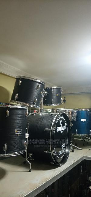 Standard Drum 5set Original   Musical Instruments & Gear for sale in Lagos State, Ojo