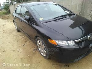 Honda Civic 2008 Coupe 1.8 EX Automatic Black | Cars for sale in Lagos State, Ibeju