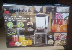 Hoffmans Electronics Blender Wall Breaker | Kitchen Appliances for sale in Lagos State, Lagos Island (Eko)