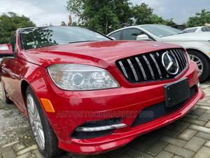 Mercedes-Benz C300 2009 Red | Cars for sale in Abuja (FCT) State, Central Business District