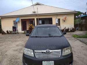 Toyota Corolla 2007 LE Black | Cars for sale in Lagos State, Ajah