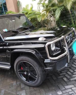 Mercedes-Benz G-Class 2015 Black   Cars for sale in Lagos State, Ajah