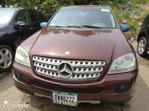 Mercedes-Benz M Class 2008 ML 350 4Matic Brown | Cars for sale in Lagos State, Apapa