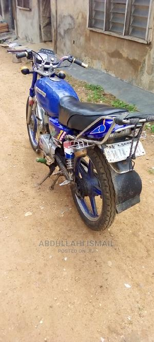 Suzuki 2003 Blue | Motorcycles & Scooters for sale in Kwara State, Ilorin East