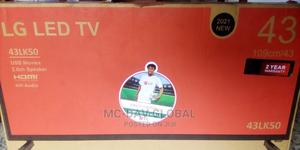 43 Inches LG LED TV | TV & DVD Equipment for sale in Lagos State, Ikeja