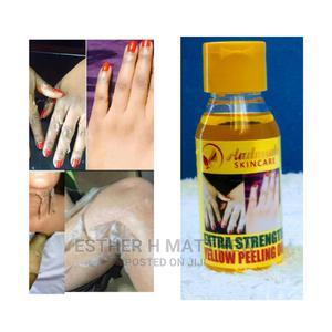 Yellow Peeling Oil | Skin Care for sale in Lagos State, Mushin
