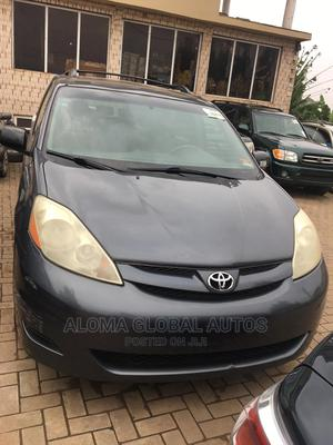 Toyota Sienna 2007 LE 4WD Gray | Cars for sale in Lagos State, Abule Egba