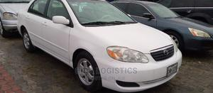 Toyota Corolla 2006 LE White   Cars for sale in Lagos State, Ajah