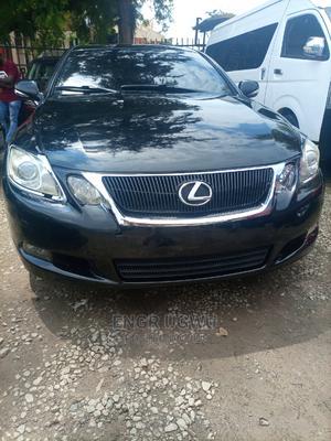 Lexus GS 2008 Black | Cars for sale in Abuja (FCT) State, Garki 2