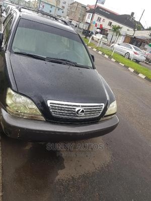 Lexus RX 2002 Black | Cars for sale in Lagos State, Ikeja