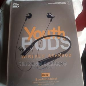 Youth Buds Bluetooth Headphones | Accessories for Mobile Phones & Tablets for sale in Lagos State, Lagos Island (Eko)