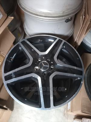 20 Rim for Mercedes Benz Follow Come AMG Available   Vehicle Parts & Accessories for sale in Lagos State, Mushin