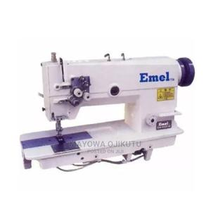 Emel Industrial Straight Stitch Sewing Machine $$   Manufacturing Equipment for sale in Lagos State, Lagos Island (Eko)