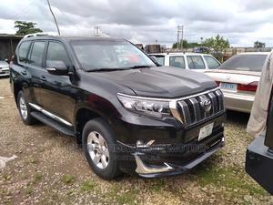 Toyota Land Cruiser Prado 2015 4.0 V6 Dual VVT-i Black | Cars for sale in Kaduna State, Zaria