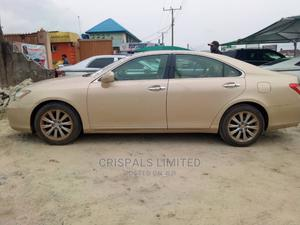 Lexus ES 2007 350 Gold   Cars for sale in Lagos State, Ajah