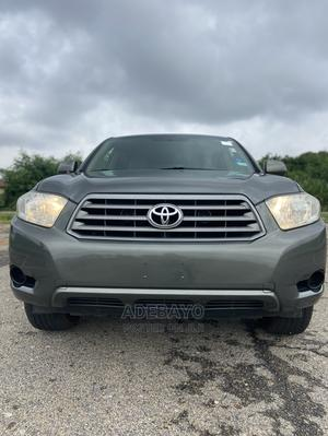 Toyota Highlander 2008 Gray | Cars for sale in Oyo State, Ibadan