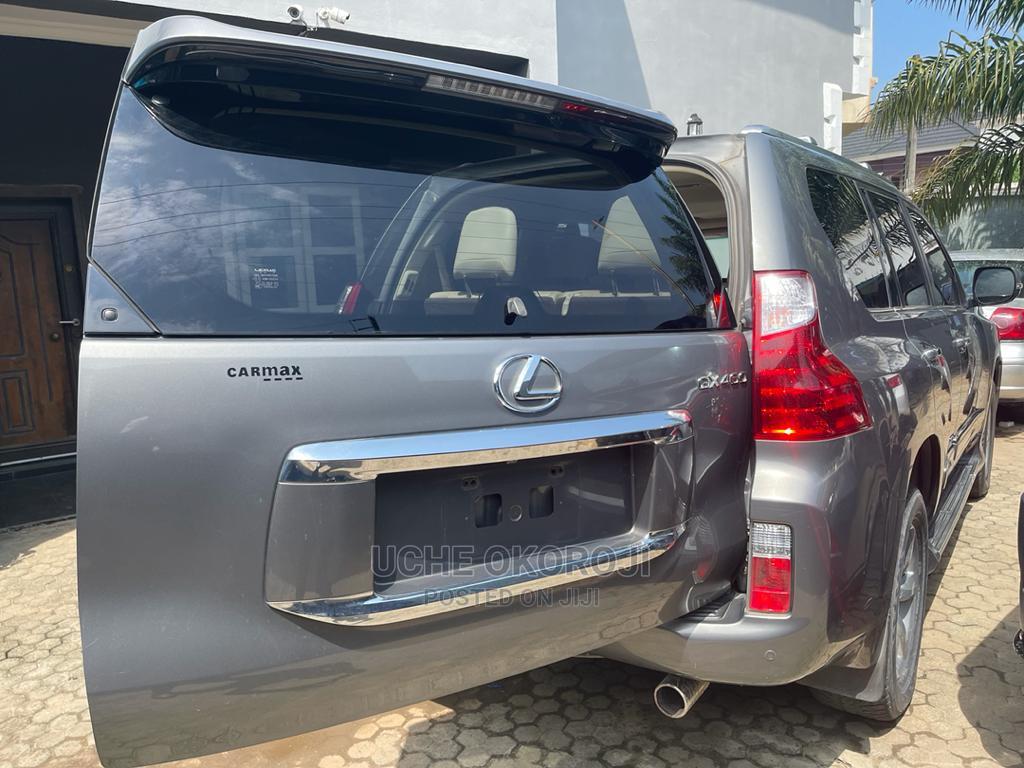 Lexus GX 2012 460 Gray   Cars for sale in Ikeja, Lagos State, Nigeria