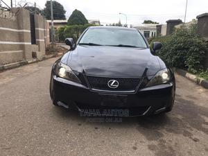 Lexus IS 2009 Black   Cars for sale in Abuja (FCT) State, Wuye
