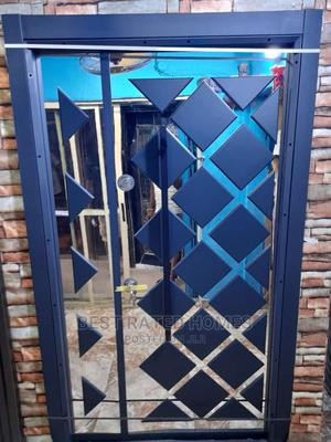 4ft Entrance Security Door   Doors for sale in Lagos State, Amuwo-Odofin