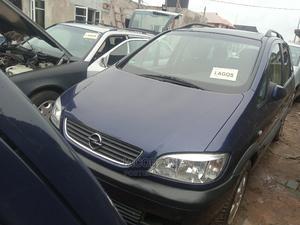 Opel Zafira 2002 Blue | Cars for sale in Lagos State, Apapa