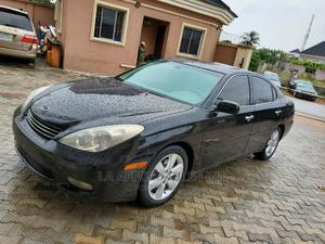 Lexus ES 2003 300 Black | Cars for sale in Edo State, Benin City