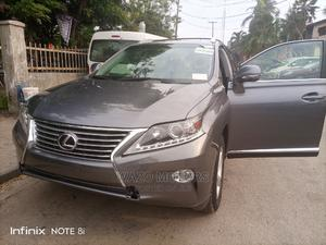 Lexus RX 2013 350 FWD Gray | Cars for sale in Lagos State, Amuwo-Odofin