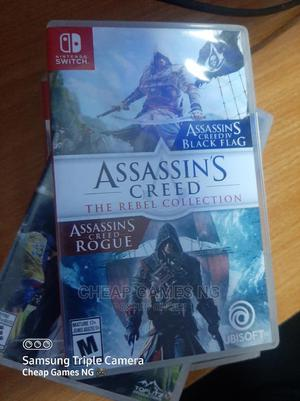 Nintendo Switch Assassin's Creed Collection   Video Games for sale in Lagos State, Agege