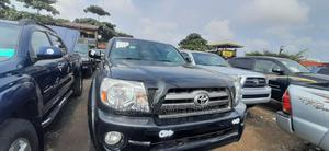 Toyota Tacoma 2010 Double Cab V6 Black   Cars for sale in Lagos State, Apapa