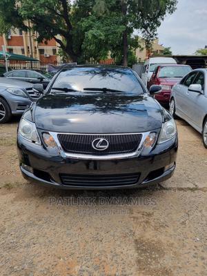 Lexus GS 2008 350 AWD Black   Cars for sale in Abuja (FCT) State, Garki 2