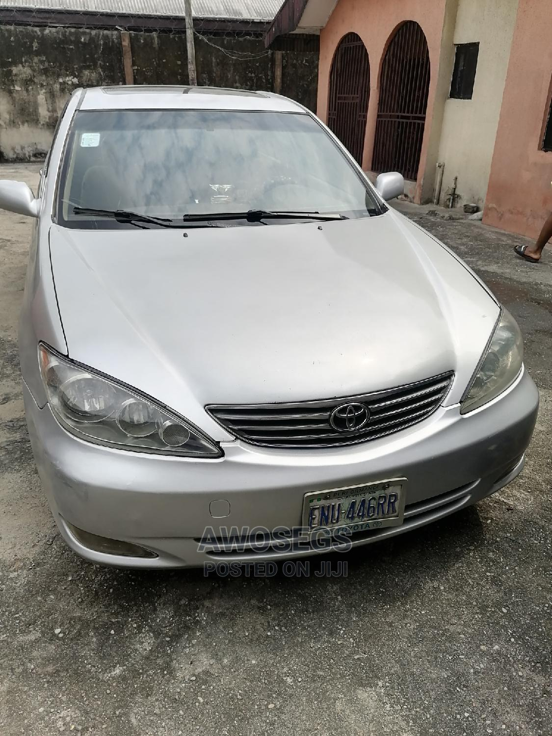 Toyota Camry 2006 Silver