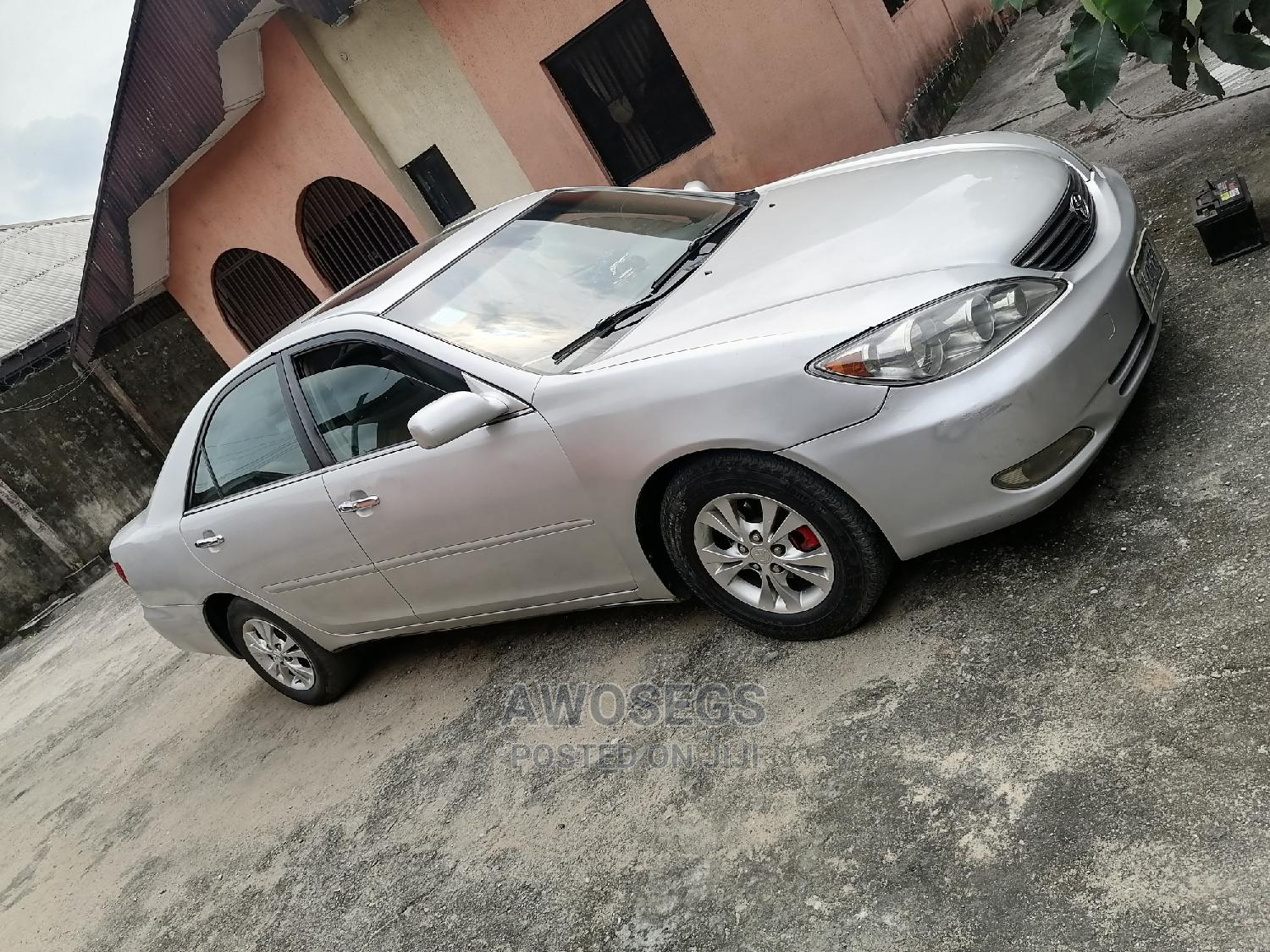 Toyota Camry 2006 Silver | Cars for sale in Ojodu, Lagos State, Nigeria