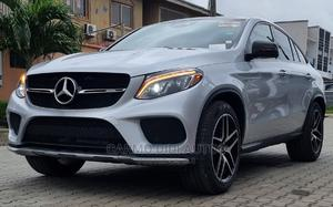 Mercedes-Benz GLE-Class 2017 Silver | Cars for sale in Lagos State, Lekki