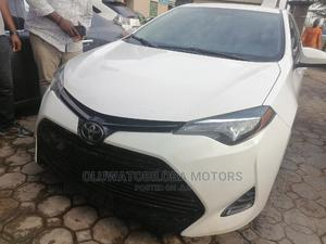 Toyota Corolla 2017 White | Cars for sale in Lagos State, Alimosho
