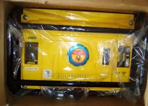 Elepaq 3.5kva Manual Generator | Electrical Equipment for sale in Lagos State, Alimosho