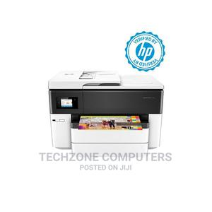 Hp Officejet Pro 7740 Wideformat A3 AIO Printer   Printers & Scanners for sale in Lagos State, Ikeja