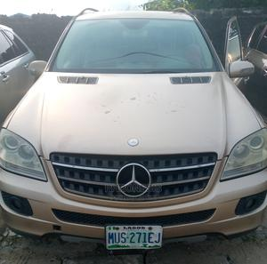 Mercedes-Benz M Class 2005 ML 350 Gold | Cars for sale in Delta State, Warri